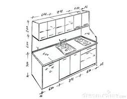 kitchen design measurements interior home design ideas