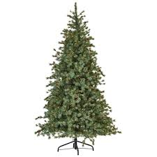 national tree company weeping blue pine 7 5 ft artificial