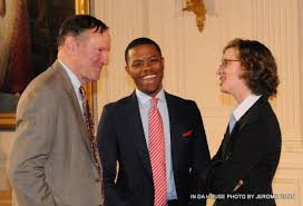 point of light award derrius quarles morehouse alumnus 2013 receives daily point of