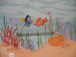 finding nemo ocean mural ideas for the house pinterest ocean