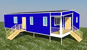 mobile house bungalow style by design republika designrecords