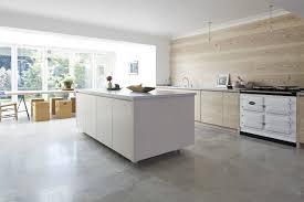 kitchen style scandinavian pale wood kitchen blakes london house