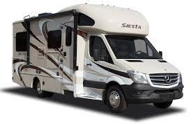 mercedes sprinter rv price siesta sprinter class c diesel