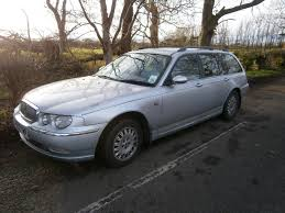 car of the month january 2015 david whitham u0027s 2002 rover 75