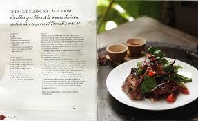 cuisine de cing ballade gourmade au et en la marande