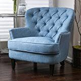 Amazoncom Blue Chairs  Living Room Furniture Home  Kitchen - Blue living room chairs