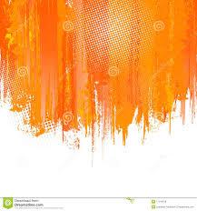 orange paint splashes background vector royalty free stock photos