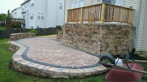 Deck With Patio by Patio And Deck Builders In Aurora Naperville Wheaton U0026 Chicagoland