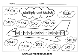 5 times tables worksheet free worksheets library download and