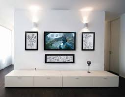 home theater in wall mirror tv u2039 residential media systems ltd