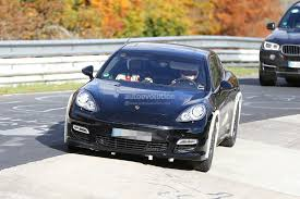 Porsche Panamera Next Gen - porsche developing new v8 and v6 engines for next generation