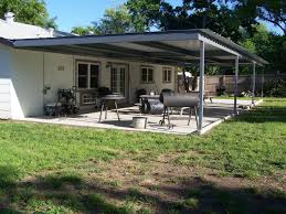 monster custom metal awning patio cover universal city carport