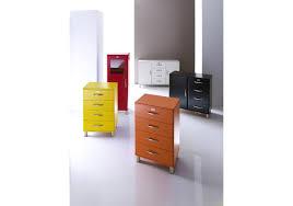 Wohnzimmerschrank Teak Schrank Gelb Lackiert Woody 134 00055 Woody Möbel