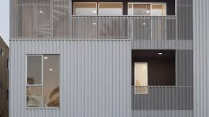 multifamily design metal wall panels complete modernist multifamily design proud