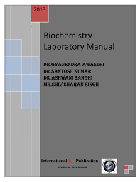 biochemistry laboratory manual isca international e