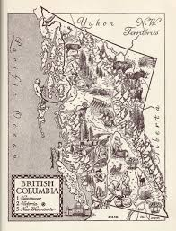 Map Of British Columbia Canada by Maps O U0027 Canada