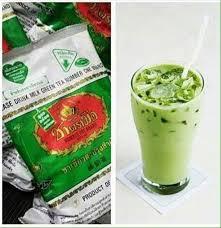 Teh Merah teh hijau wangi thailand teh merah tea hijau green tea