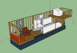 ever thought of a gooseneck tiny house design the