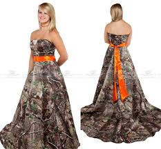 Wedding Dresses Plus Size Discount Modern New Arrival 2016 Camo A Line Wedding Dresses