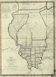 Illinois Railroad Map by Underground Railroad In Illinois The History Rat