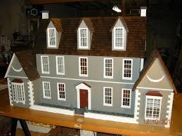 Free Miniature Dollhouse Plans Beginner by Custom Dollhouses Dollhouse Mansions