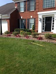 landscape planting u0026 stone mulch lancaster pa c e pontz sons