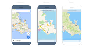 How To Draw A Route On Google Maps by Mobile Mapbox