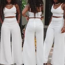 white jumpsuits plus size plus size clothing s xl fashion white jumpsuit for two
