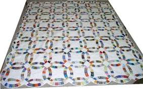 wedding ring quilt for sale wedding ring quilts for sale wedding corners