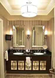 Mirrored Bathroom Furniture Mirrored Bathroom Vanity In 10 Enchanting Design Ideas Rilane