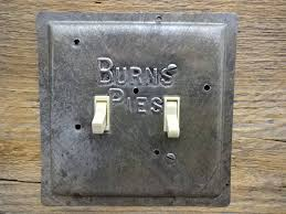 old push button light switches vintage light switch covers new bakeware pie plates antique cover