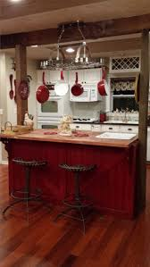 Kitchen Island Colors by Best 25 Red Kitchen Island Ideas On Pinterest Red Kitchen
