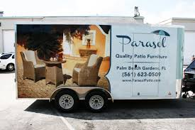 trailer wrap palm beach gardens fl for parasol patio furniture 3m