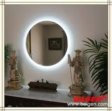 Backlit Mirrors For Bathrooms Round Backlit Mirror Round Backlit Mirror Suppliers And