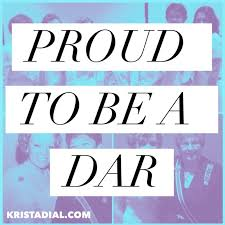 proud to be a daughter of the american revolution krista dial