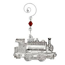 waterford engine ornament 2016 silver superstore