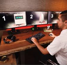 how to build a pc gaming station
