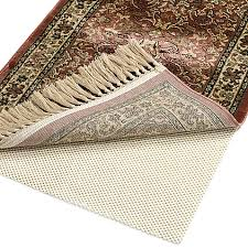 Underpad For Area Rugs Mohawk Home Heavy Cushion Comfort Non Skid Rug Pad Bed Bath