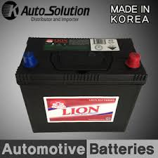 toyota yaris car battery car battery smfns60ls cca430 rc75 honda accord civic hyundai excel