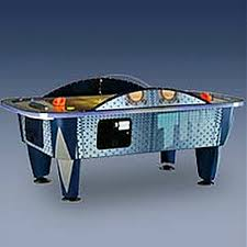 Arctic Wind Air Hockey Table by Air Hockey Tables Thompson Sporting Goods