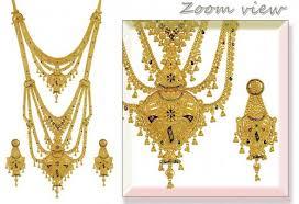 gold rani haar sets 22k yellow gold rani haar ajns53747 22k gold necklace