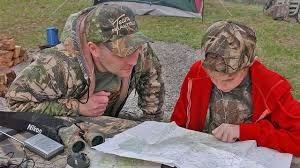 Kansas Walk In Hunting Map Tips For Smart Bucks Think Outside Of The U0027whitetail Hunting U0027 Box