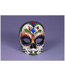 day of the dead masks day of the dead mens mask international costumes