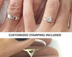 promise ring engagement ring wedding ring set his and promise rings promise ring wedding ring set