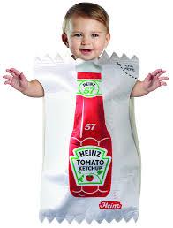 heinz ketchup packet infant buntings children u0027s fancy dress