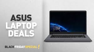 laptop thin and light black friday asus laptop deals asus vivobook 15 thin light fhd