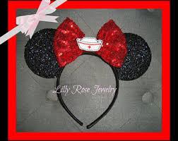 black minnie mouse etsy