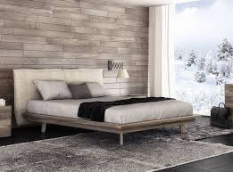 modern master bedroom with high ceiling by umodstyle furniture
