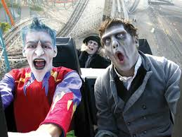 Is There A Six Flags In Pennsylvania Amusement Parks Go Haunted For Halloween Haunted Travel