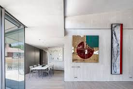 Home Art Gallery Design Modern House Combines Art Gallery And Swanky Home Curbed